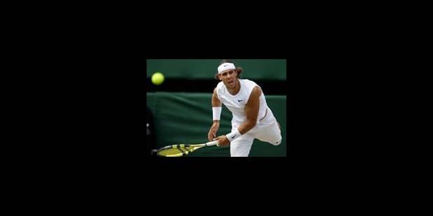 Nadal et Federer, les inséparables - La Libre