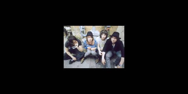 The Kooks, bande de jeunes Konk - La Libre