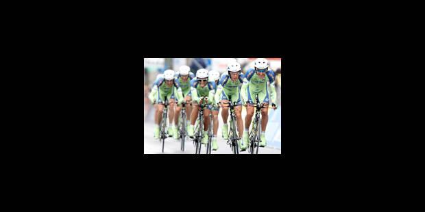 La Liquigas pourrait être exclue de la Vuelta - La Libre