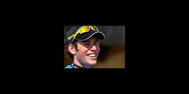 Une quatrième victoire pour Cavendish - La Libre