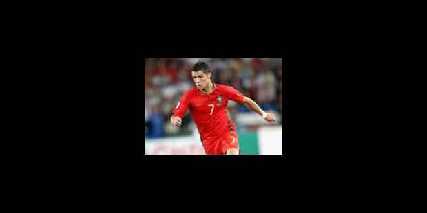 Ronaldo: Manchester en 2008, le Real en 2009 - La Libre