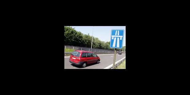 Bientôt le 130 km/h sur les autoroutes belges?