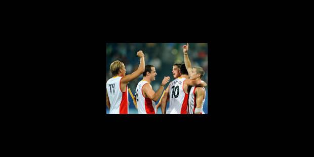 JO - Les Belges terminent par une victoire - La Libre