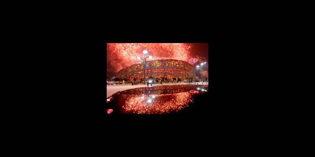 JO - Au revoir Pékin, rendez-vous à Londres - La Libre
