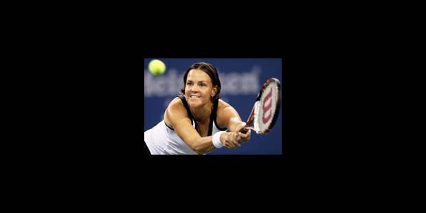 US Open : Indécrottable Lindsay Davenport - La Libre