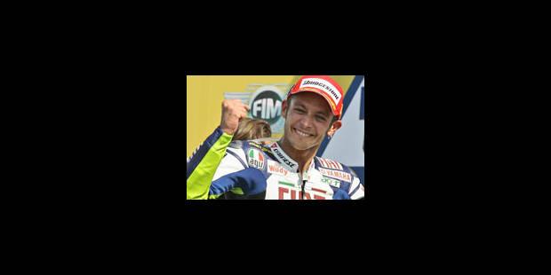 Rossi égale Agostini - La Libre