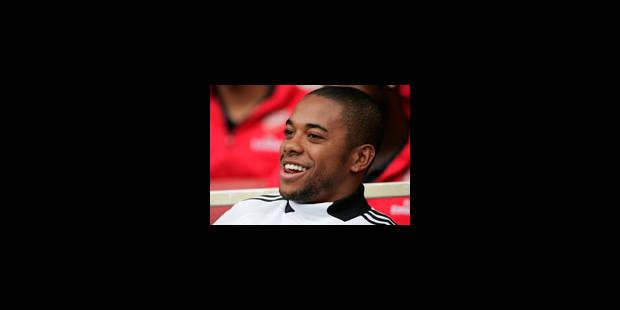 Robinho jouera bien 4 ans à Manchester City