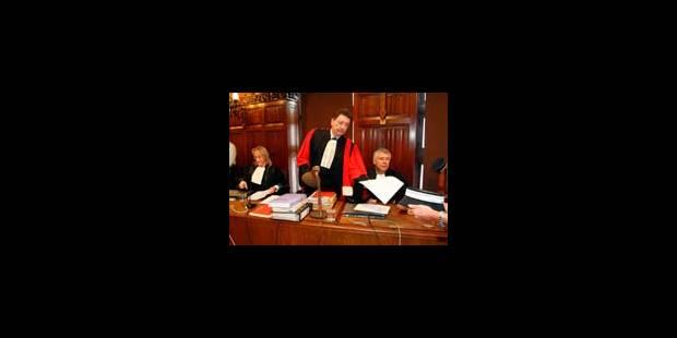Habran: La lecture de l'acte d'accusation a débuté - La Libre