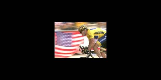 Le retour de Lance Armstrong - La Libre
