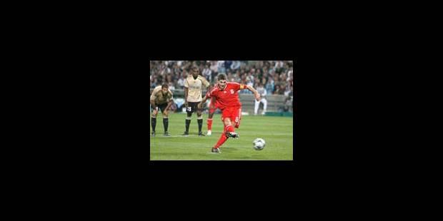 Gerrard, ce héros... - La Libre