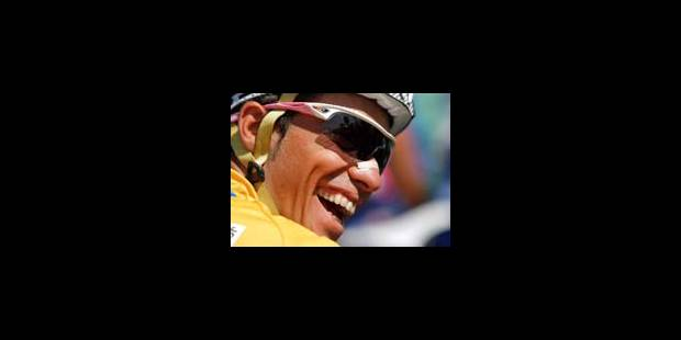 Contador prêt à entrer dans l'histoire - La Libre