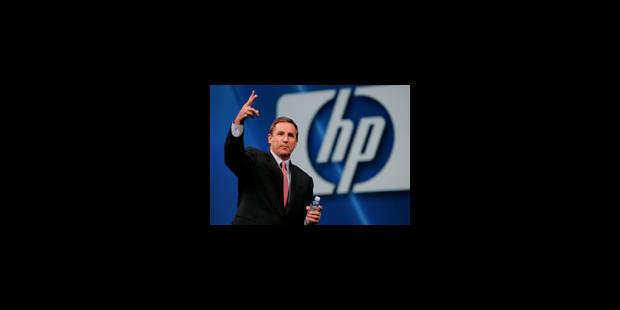 """Hewlett-Packard : """"Pas encore de précisions pour la Belgique"""" - La Libre"""