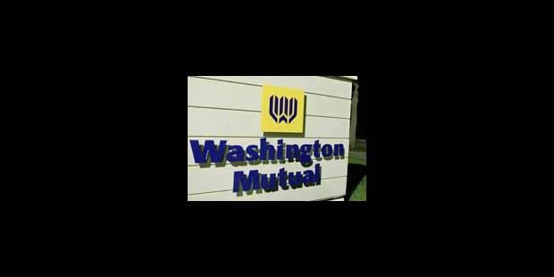Washington Mutual, une faillite sans précédent - La Libre