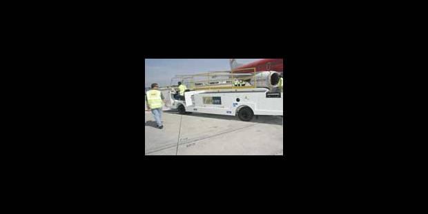 Le personnel de Flightcare reprend le travail
