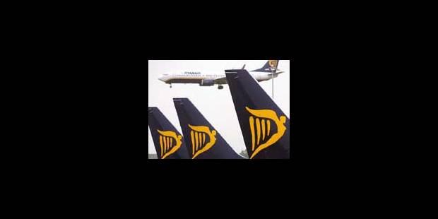 Ryanair tire son épingle du jeu - La Libre
