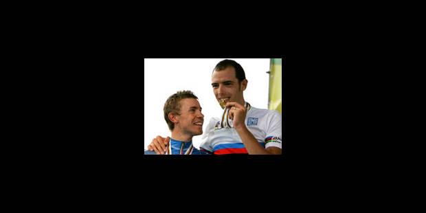 Damiano Cunego remporte le Tour de Lombardie