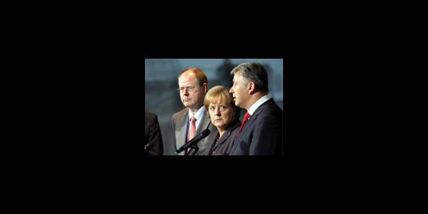 Les banques allemandes envisagent de demander conjointement l'aide de l'Etat - La Libre