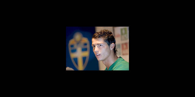 Cristiano Ronaldo, joueur pro de l'année - La Libre