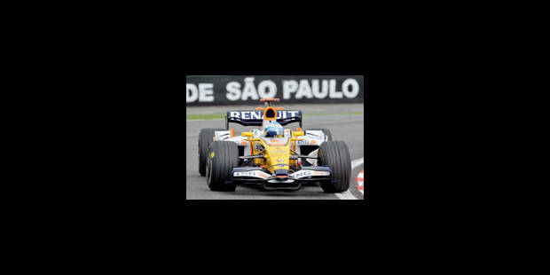 Essais libres 2: Alonso le plus rapide - La Libre