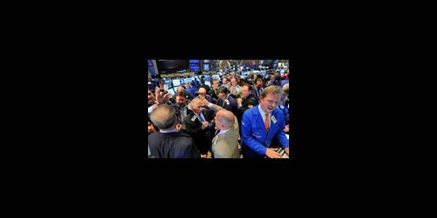 Les Bourses européennes en forte baisse
