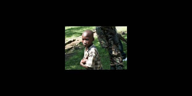 Enfants-soldats recrutés de force au Kivu - La Libre
