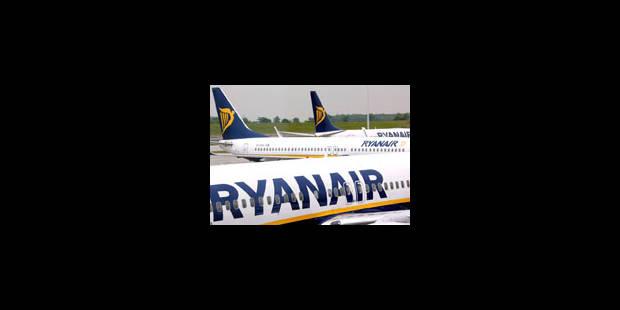 Infractions de Jetair et Ryanair à la transparence des tickets - La Libre