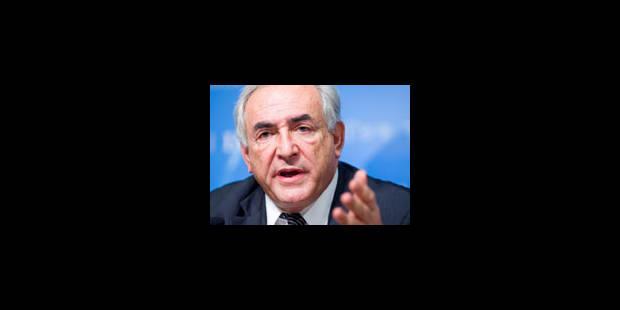 Le FMI obtient du G20 un rôle accru - La Libre