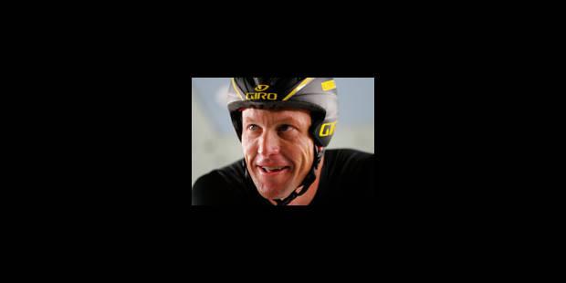 Armstrong redoute d'être agressé au Tour - La Libre