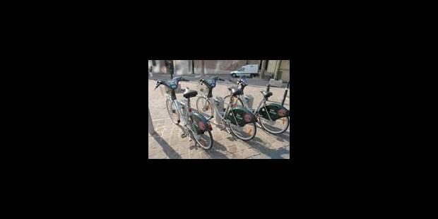 Cyclocity: le contrat Région bruxelloise-JC Decaux suspendu - La Libre