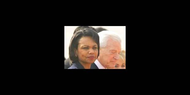 Arrivée de Condoleezza Rice en Inde - La Libre
