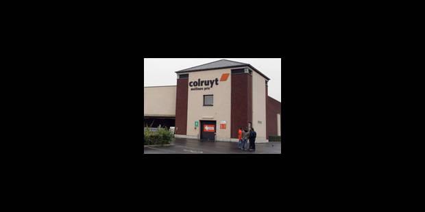 """Colruyt élu """"meilleure chaîne de magasins"""" - La Libre"""