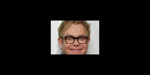 Elton John dans une centaine de cinémas de France et d'Europe - La Libre