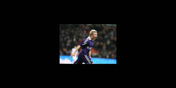 Anderlecht s'impose sans forcer