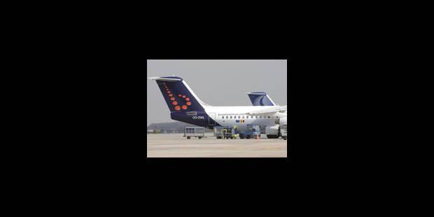 Brussels Airlines a reculé de 16 pc en novembre - La Libre