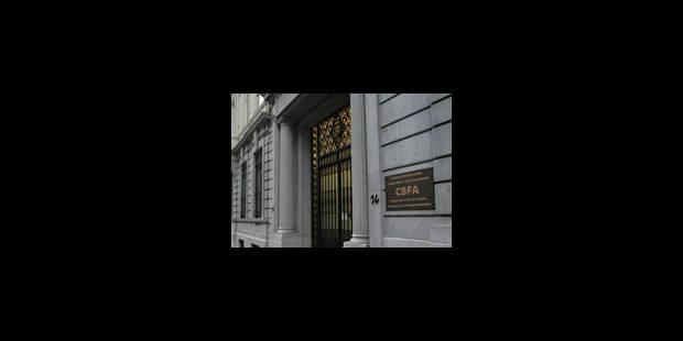 La CBFA accroît le contrôle des assureurs