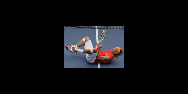 Rafael Nadal, l'homme de l'année