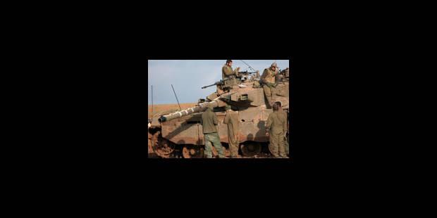 Israël riposte aux tirs de roquettes libanais - La Libre