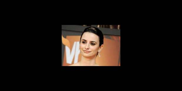 "Penélope Cruz espère ""ramener à la maison"" un Oscar - La Libre"