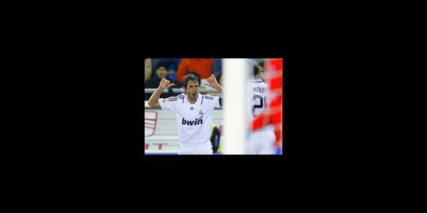 Raul rejoint Di Stefano