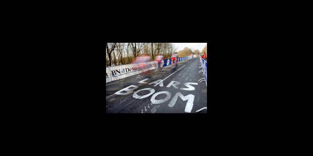 Coalition belge pour contrer Lars Boom - La Libre