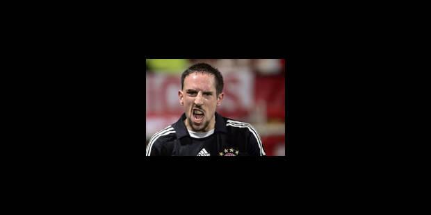 Ribéry se sent mûr pour être capitaine des Bleus - La Libre