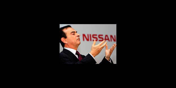 Nissan supprime 20.000 emplois