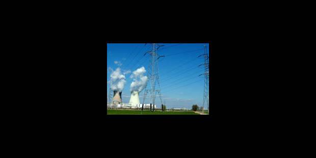 """""""Le nucléaire, une solution de facilité"""" - La Libre"""