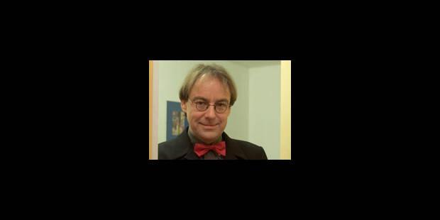 Pierre Kroll, vainqueur du concours Press Cartoon Belgium 2009 - La Libre