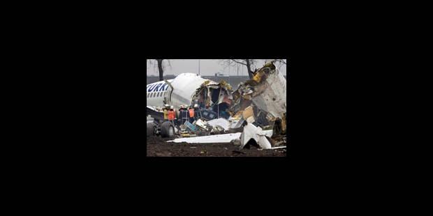 Le crash aurait pu faire plus de victimes - La Libre