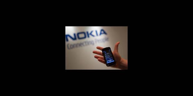 Nokia supprime 1000 emplois, 62 en Belgique