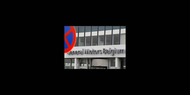 Van Quick: GM fait de son mieux pour sauver Opel Anvers
