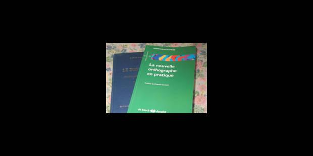 Un livre pour simplifier l'orthographe