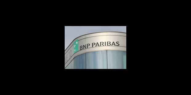 BNP Paribas clarifie sa position en Fortis - La Libre