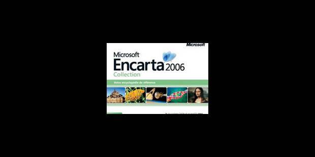 Microsoft ferme son encyclopédie en ligne Encarta - La Libre